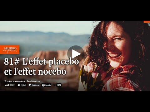 81# L'effet placebo et l'effet nocebo