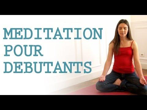 La méditation pour les débutants !