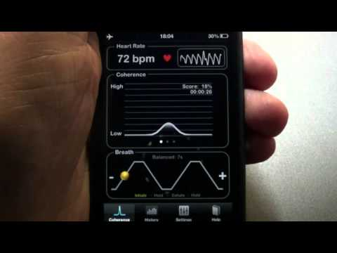 HeartRate+ How to Reduce Stress and be Prepared for Action with your iPhone